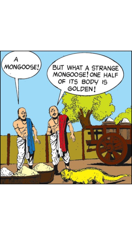 The Golden Mongoose screenshot-3