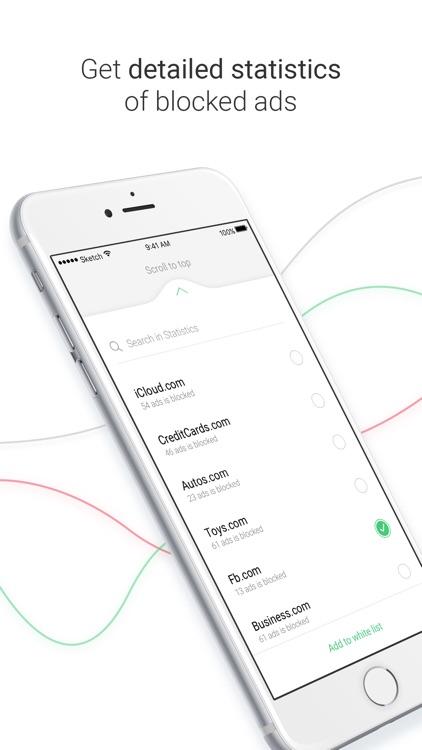 TouchBlocker - Ad Blocker for Apps & Safari