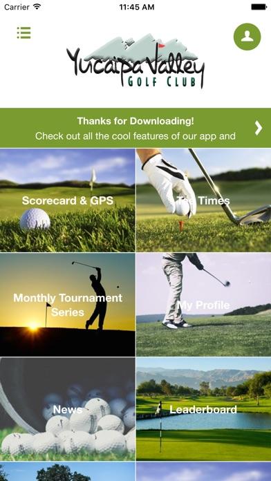 Yucaipa Valley Golf Club screenshot 2