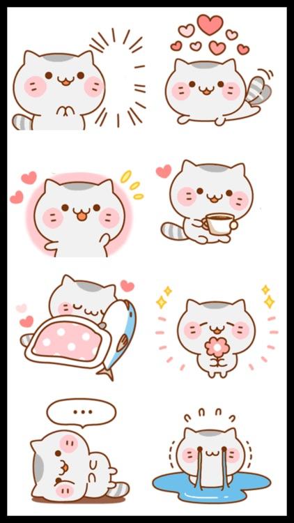 Kitty Sticker Pack