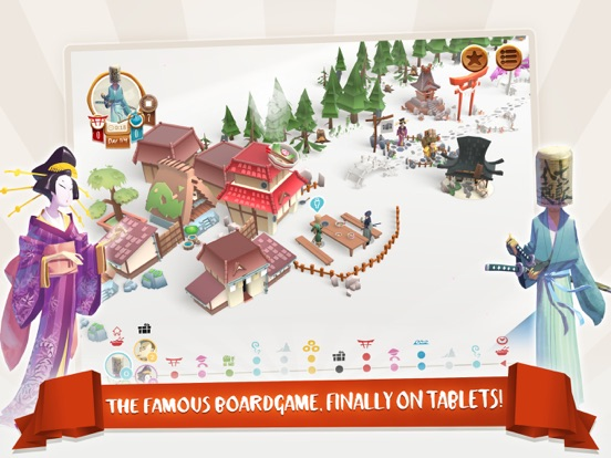 Tokaido™ Screenshots
