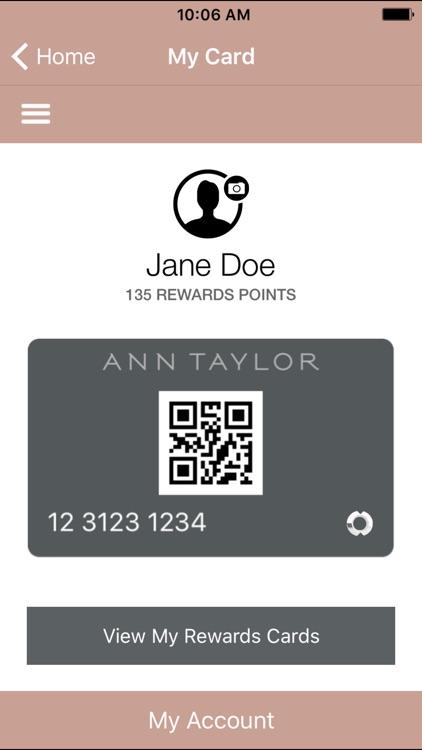 Ann Taylor Card screenshot-3