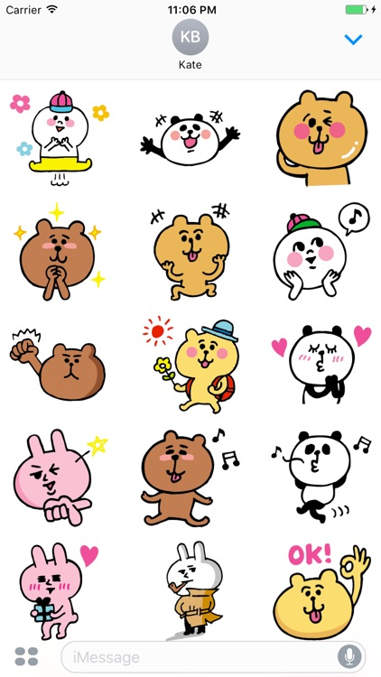 Funny Animals Sticker