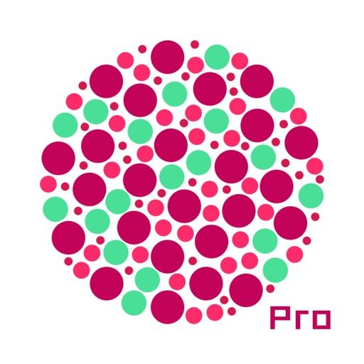 Color Blind Test Pro - Test your eyes