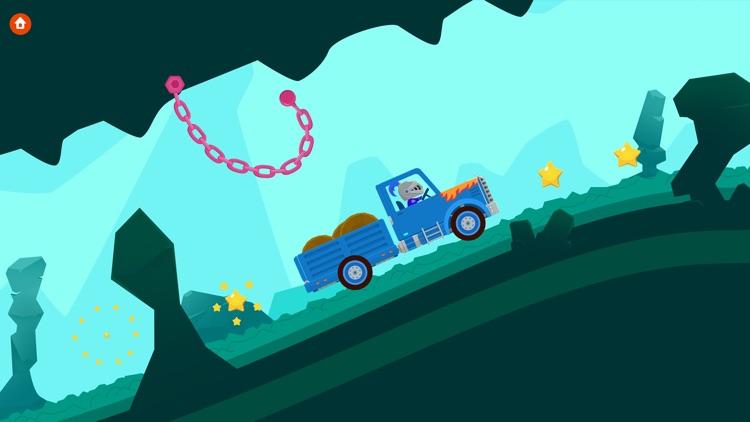Monster Truck Driver - Simulator Games For Kids screenshot-4