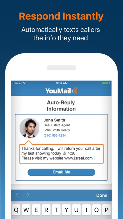 YouMail: Visual Voicemail Replacement screenshot-3
