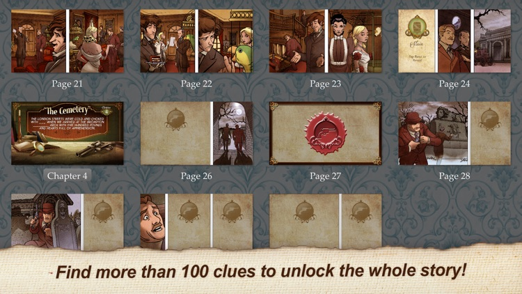 Sherlock Holmes: Art Of Detection (Ink Spotters) screenshot-3