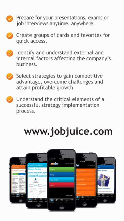 Jobjuice Strategy & Consulting screenshot-3