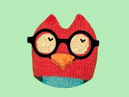 Hipster Owl – Say it cool