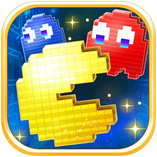 PAC-MAN Puzzle Tour - Match 3 Arcade Game icon