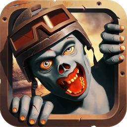 Zombie City Dead Shooter - Combat Shooting Games