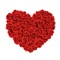 App Icon for Roses to Love Stickers for iMessage App in Colombia IOS App Store