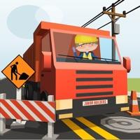 Junior Builders - Trucks and Construction Site