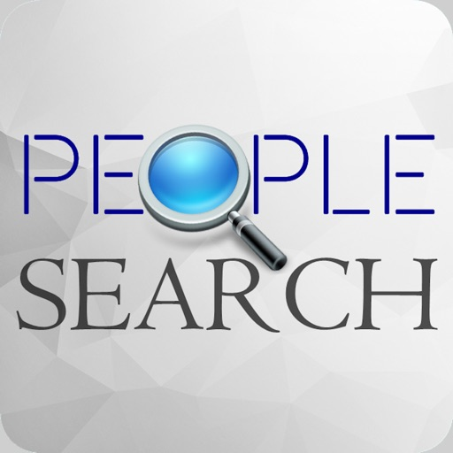 People Search - Search by Name iOS App
