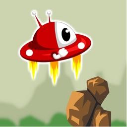 Flappy UFO  - The Sci-Fi Adventure