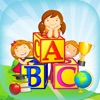 ABC Kids Games: Learning Alphabet with 8 minigames