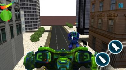 未来のロボット戦争攻撃:最後の戦いのスクリーンショット3