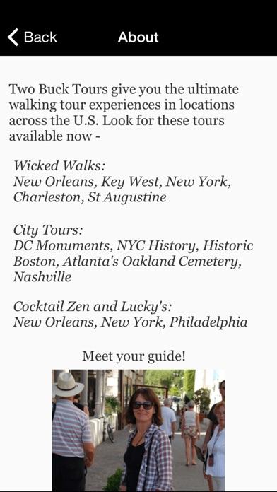 Wicked Walks Savannah review screenshots