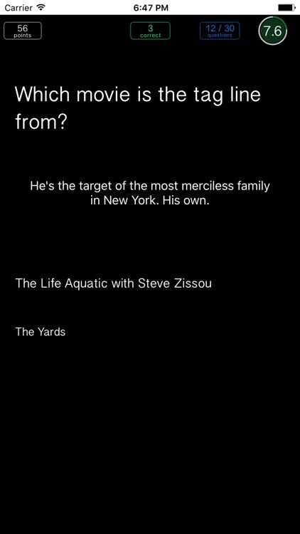 Flick Trivia screenshot-3