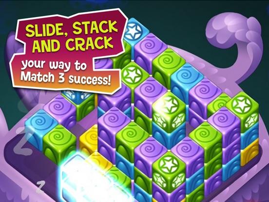 Cubis Creatures: Match 3 Games для iPad