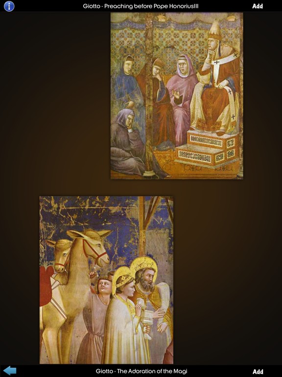 Giotto Art Gallery! screenshot 8