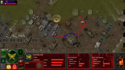 Battle of Tallarn screenshot one