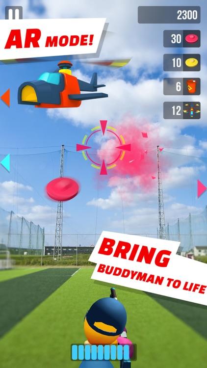 Buddyman Run - keep running!