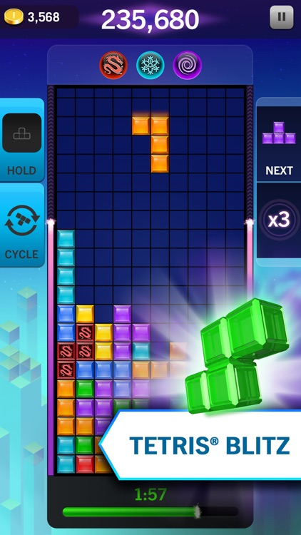 Tetris® Blitz screenshot-0