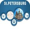 St Petersburg Russia Offline City Maps Navigation