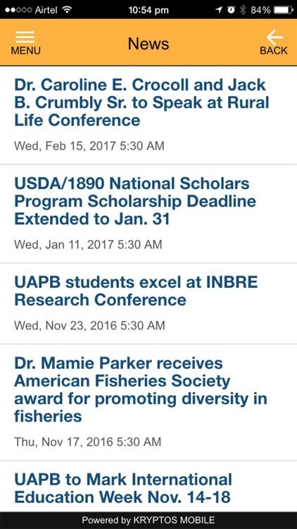 UAPB screenshot-3