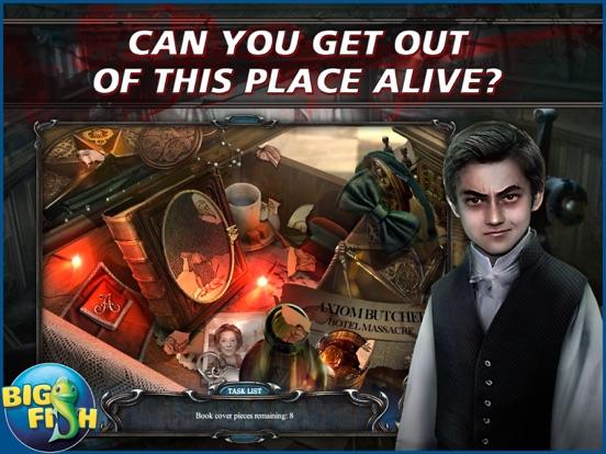 Haunted Hotel: The Axiom Butcher - Hidden Objects screenshot 7