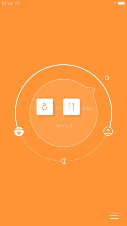 Sunspot - Sunrise Sunset Where and When
