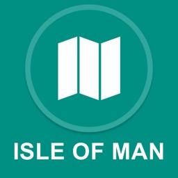 Isle of Man : Offline GPS Navigation