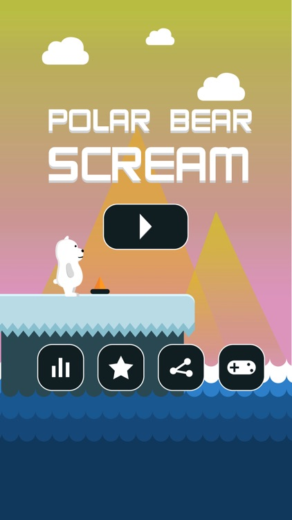 Polar Bear Scream