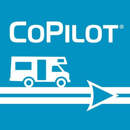 CoPilot RV USA application logo