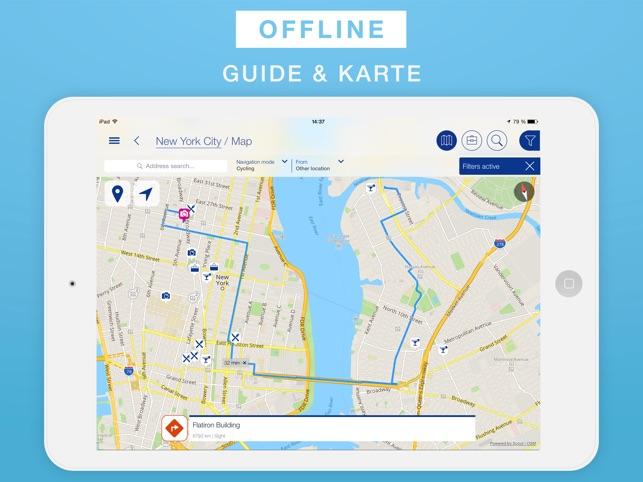 Kreta Karte Mit Sehenswürdigkeiten.Kreta Reiseführer Offline Karte Im App Store