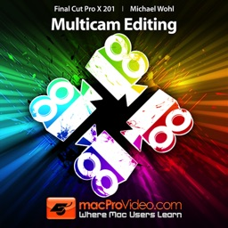 Course For Final Cut Pro X - Multicam Editing