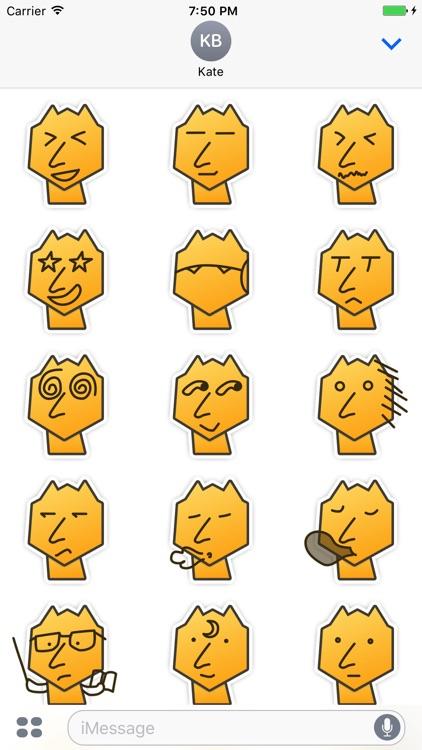 Kotomatsu Stickers