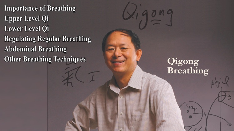 Qigong Breathing Video Lesson