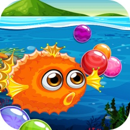 Sea Fish Balloons Shooter