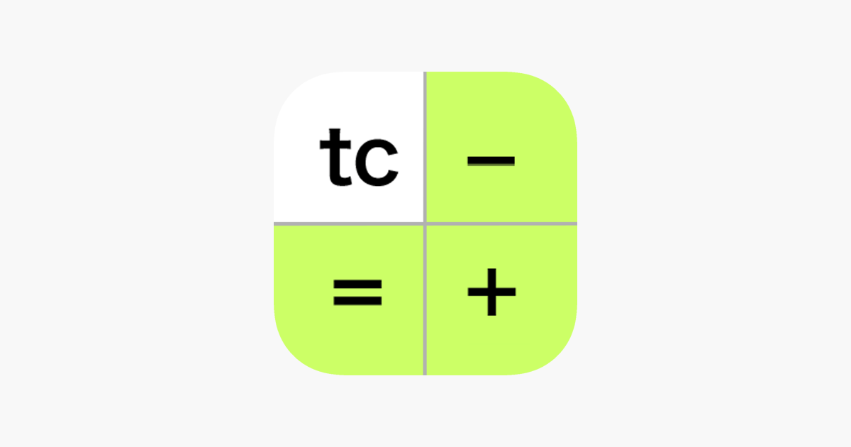 tcCalc - timecode & frame calculator on the App Store