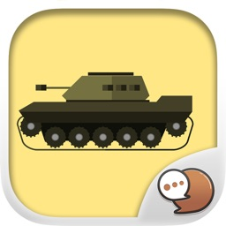 Army Soldiers Stickers for iMessage