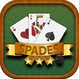 Spades Hollywood : Trick-Taking Card Game