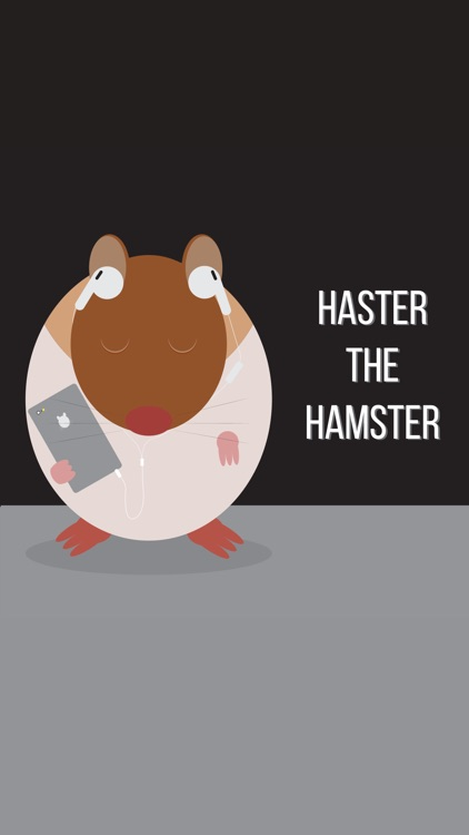 Haster the Hamster