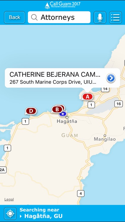 Call Guam screenshot-3