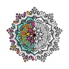 Mandala Coloring Book- Color Mandalas & Maker Reviews