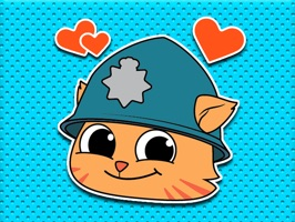 Cheshire Jr. Animated Stickers Pack
