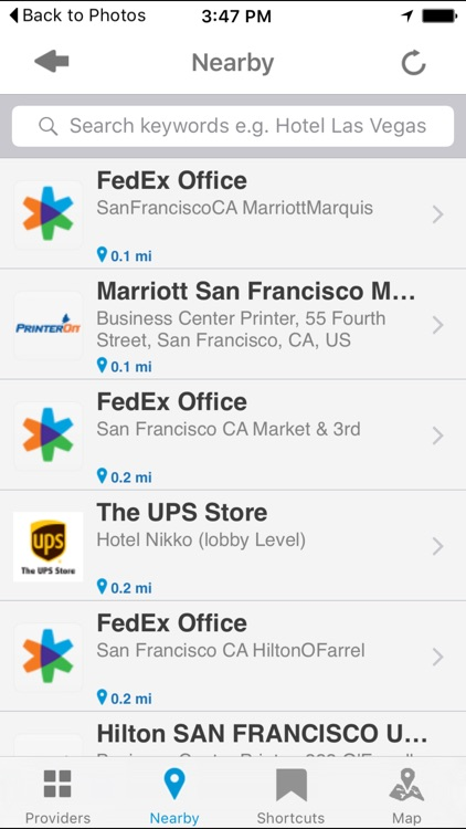 HP ePrint Enterprise screenshot-4