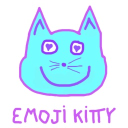 Emoji Kitty - Animated Cat Emojis Stickers