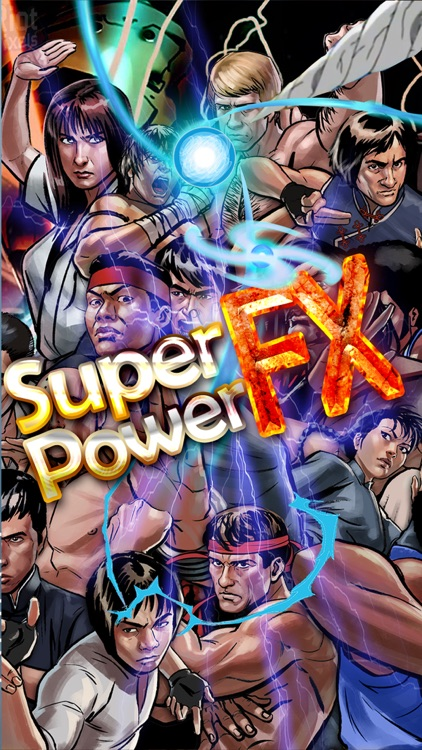 Anime Power FX- Add Super effects To Photo Editor